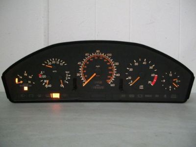 Find 1994-95 Mercedes W140 S420 S500 Instrument Gauge Cluster 193k 1405409648 motorcycle in Marysville, Washington, United States, for US $129.95
