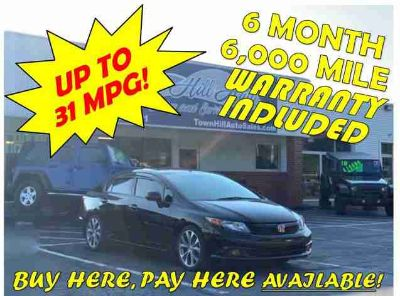 Used 2012 Honda Civic for sale
