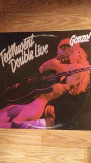 Ted Nugent (Double Live Gonzo) 2 LP set