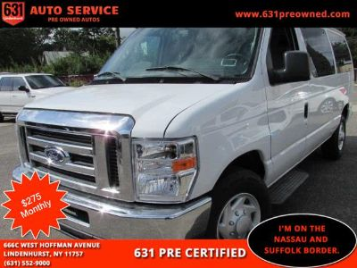 2014 Ford E-350 E-350 SD XL (Oxford White)