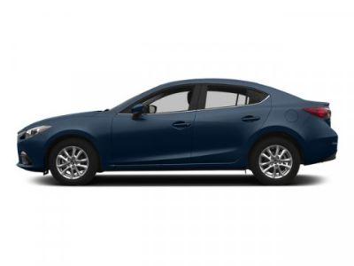 2015 Mazda Mazda3 i Sport (Blue Reflex Mica)
