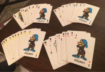 Snow White Card Game