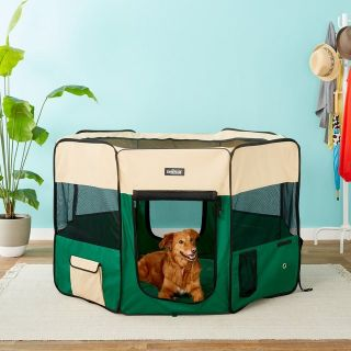 EliteField 2-Door Soft-Sided Dog & Cat Playpen