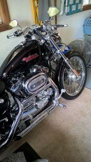 2002 Harley 1200 Custom