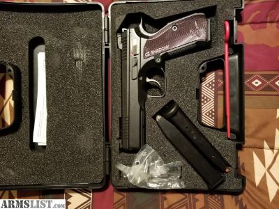 For Sale/Trade: Cz Shadow 2