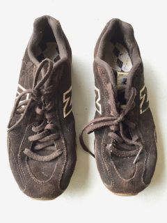 Brown Gym Shoes by New Balance