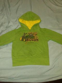 John Deere brand size 3T light weight sweater it has a small stain BUNDLE DISCOUNT IF PURCHASE $25-$4