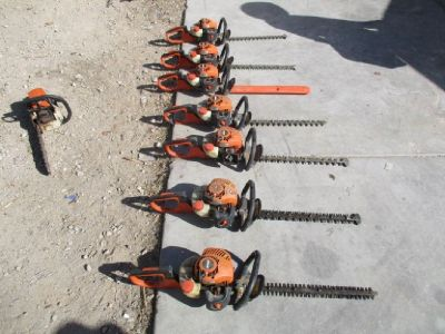 Lot of Power Landscaping Equipment RTR#7101240-04