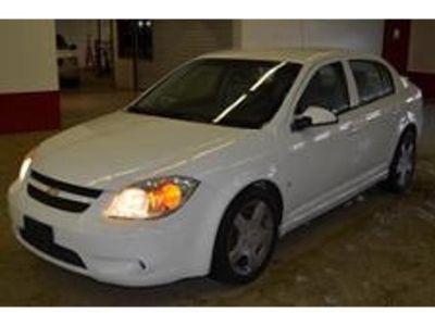 2006 Chevrolet Cobalt SS (White)