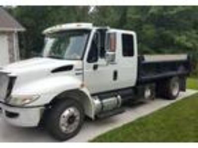 2008 International DuraStar-4300LP-Dump-Truck Truck in Wheeling, WV