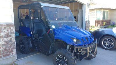 2012 Yamaha Rhino 700 Sport Edition UTV