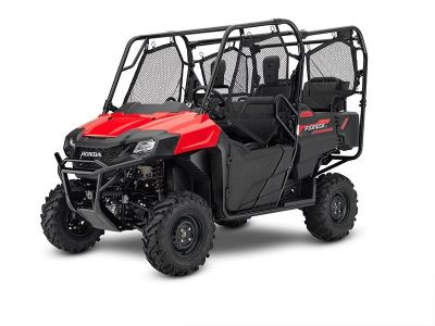 2017 Honda Pioneer 700-4 Side x Side Utility Vehicles Scottsdale, AZ