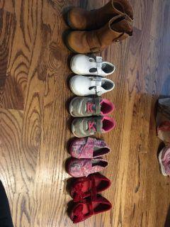 Size 7 shoe lot