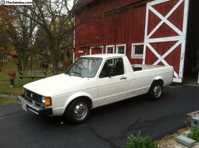 1982 VW Caddy pick up