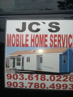 jcs mobile home transport