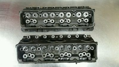 '041 Chevy cylinder heads