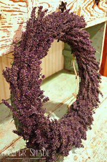 Lavender Wreath/Bundles