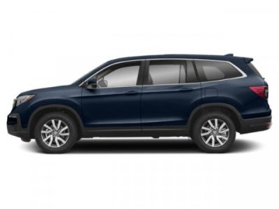 2019 Honda Pilot EX-L with Navigation with Rear (Obsidian Blue Pearl)