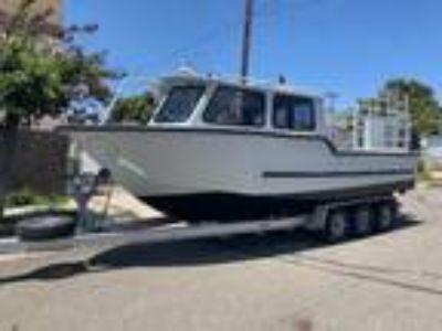 1992 Custom Dive Boat