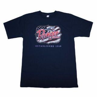 Sell NEW RANGER BOATS AMERICAN SHORT SLEEVE TEE motorcycle in Augusta, Georgia, United States, for US $27.95