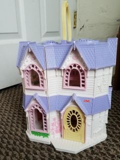 Small Castle Fisher-Price