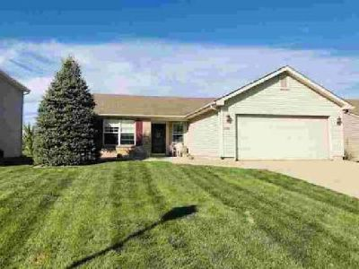 4736 Anglers Lane Fort Wayne, Three BR Two Full BA home