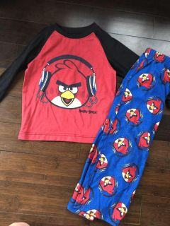 Old Navy Angry Birds PJs (5)