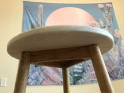 End table marble