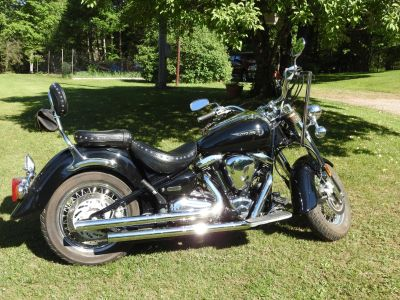 2003 yamaha midnight star road star 1600