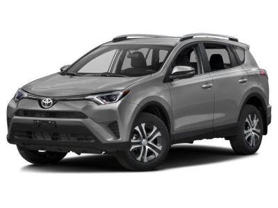 2018 Toyota RAV4 LE (Gray)