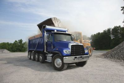 Heavy equipment & dump truck financing options - (Nationwide)