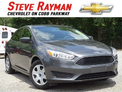 2018 Ford Focus S (Gray)