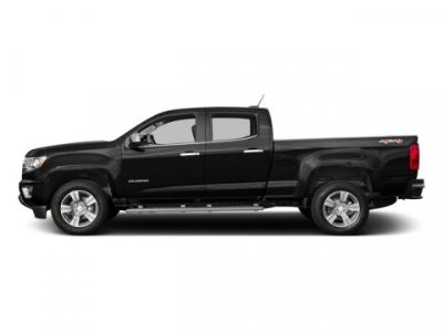 2018 Chevrolet Colorado 2WD LT (Black)