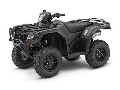 2019 Honda FourTrax Foreman Rubicon 4x4 Automatic DCT EPS Deluxe Utility ATVs Roca, NE