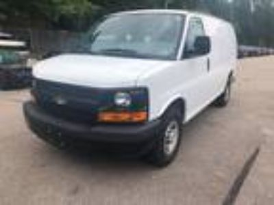 2016 Chevrolet Express 2500 Work Van Cargo