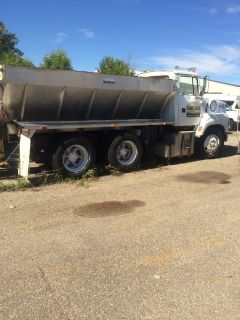 salt trucks $10,000 each (international make)