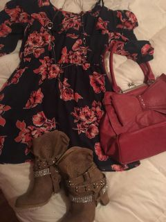 Outfit and accessories!!!