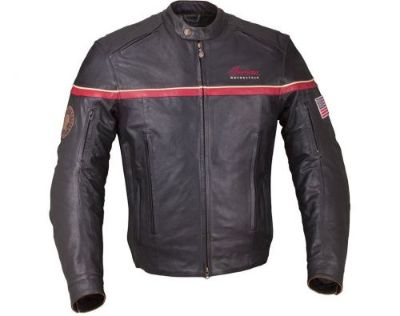 Find RETRO MESH JACKET - BLACK LEATHER BY INDIAN MOTORCYCLE 28693302-2XL motorcycle in Livonia, Michigan, United States, for US $159.99