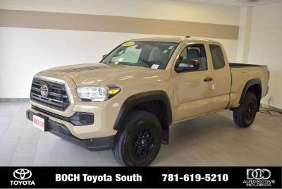 Used 2019 Toyota Tacoma 4WD Access Cab 6' Bed I4 AT (GS)