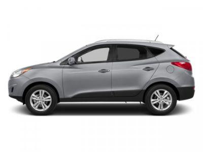 2013 Hyundai Tucson GLS (Diamond Silver)