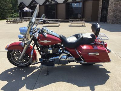 $11,995, 2008 Harley-Davidson Road King Firefighter Special Edition Firefighter