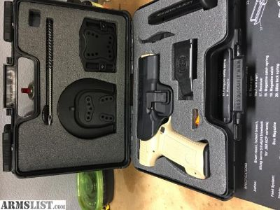 For Sale/Trade: Canik TP9SA 9mm