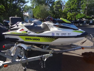 2017 Sea-Doo RXT-X 300 PWC 3 Seater New Britain, PA