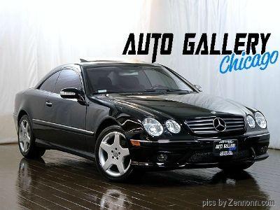 2004 Mercedes-Benz CL500 Sport