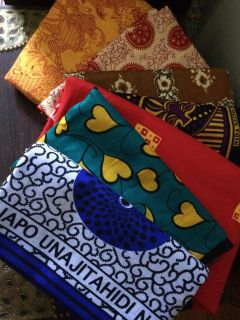 Fabric/cloth from Africa