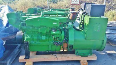 Buy John Deere 6081AFM75 175 kW Diesel Generator motorcycle in National City, California, United States, for US $15,000.00