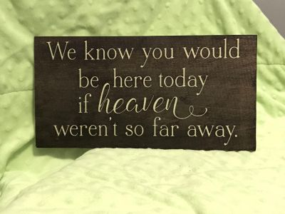 Memory Table Accent sign.