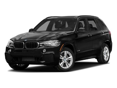 2016 BMW X5 xDrive35d (Black)