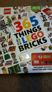 365 things to do with legos