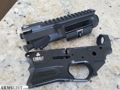 For Sale: Cobalt Kinetics BAMF Receiver set